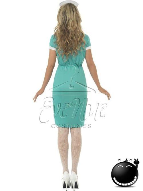 Ápolónő női jelmez az EveNue COSTUMES jelmezkölcsönző szalon kínálatából