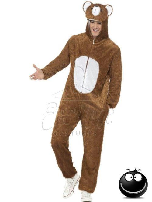 Medve felnőtt állat jelmez az EveNue COSTUMES jelmezkölcsönző szalon kínálatából