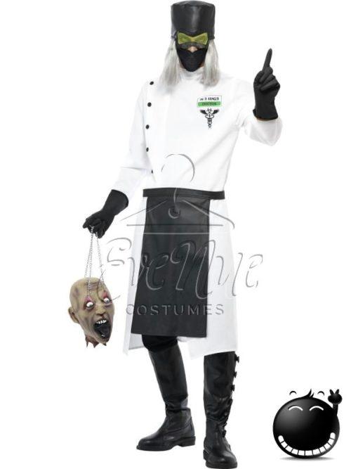 Dr. D. Ranged férfi jelmez az EveNue COSTUMES jelmezkölcsönző szalon kínálatából