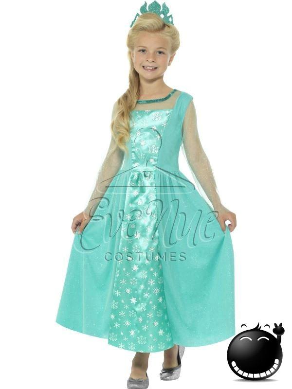 Jéghercegnő lány jelmez az EveNue COSTUMES jelmezkölcsönző szalon kínálatábólJéghercegnő lány jelmez az EveNue COSTUMES jelmezkölcsönző szalon kínálatából
