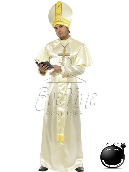 Pápa férfi jelmez az EveNue COSTUMES jelmezkölcsönző szalon kínálatából