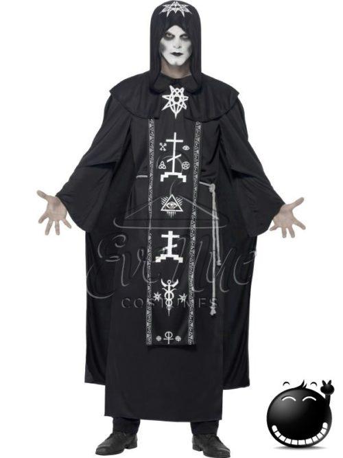 Sámán varázsló halloween felnőtt jelmez az EveNue COSTUMES jelmezkölcsönző szalon kínálatából