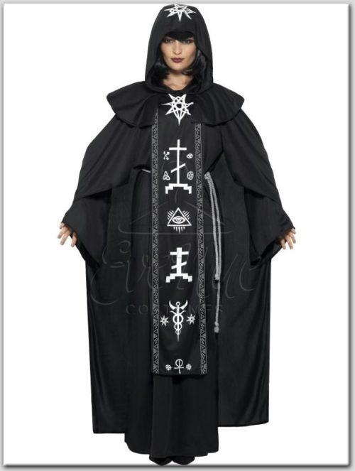 Sötét varázslatok mestere jelmez az EveNue COSTUMES jelmezkölcsönző szalon kínálatából