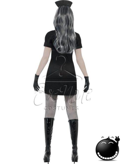 Elmebeteg ápolónő halloween női jelmez az EveNue COSTUMES jelmezkölcsönző szalon kínálatából