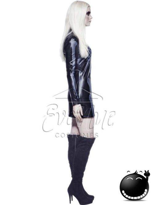 Csontváz halloween női jelmez az EveNue COSTUMES jelmezkölcsönző szalon kínálatából