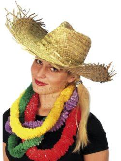 Hawaii strand kalap az EveNue COSTUMES jelmezkölcsönző szalon kínálatából