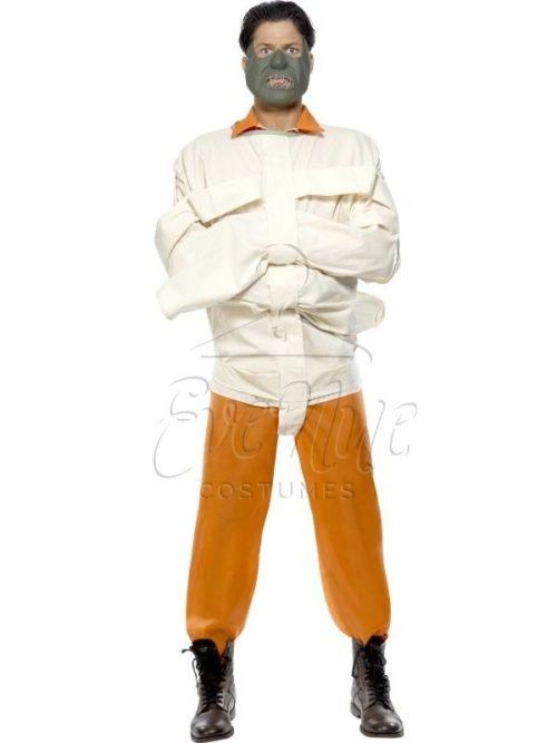 Hannibal férfi farsangi jelmez az EveNue COSTUMES jelmezkölcsönző szalon kínálatából