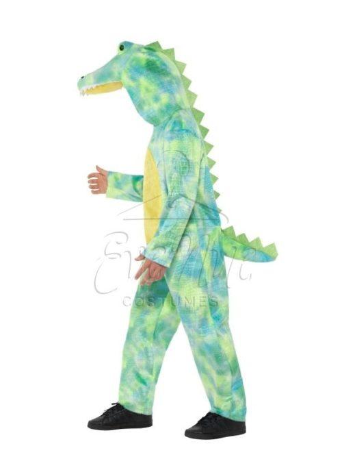 Dinoszaurusz farsangi jelmez az EveNue COSTUMES jelmezkölcsönző szalon kínálatából