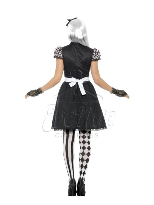 Gótikus Alice női farsangi jelmez az EveNue COSTUMES jelmezkölcsönző szalon kínálatából