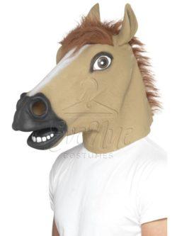 Ló maszk az EveNue COSTUMES jelmezkölcsönző szalon kínálatából